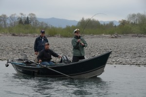 Fishing Trip Seattle WA