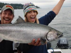 Olympic Penisula Fishing Trips - Tyee Charters