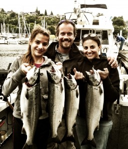 Washington Fishing Charter