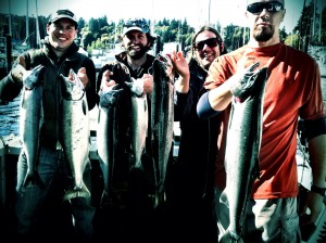Salmon Fishing Guide