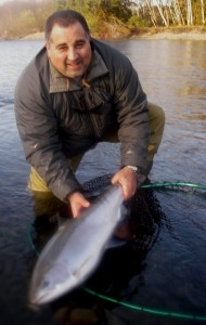 Guided Steelhead Fishing in Seattle WA